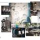Planche d'inspiration chambre par Virginie Vaudenay décoratrice UFDI Couleur de vie Bué en Sancerre dans le Cher (18)