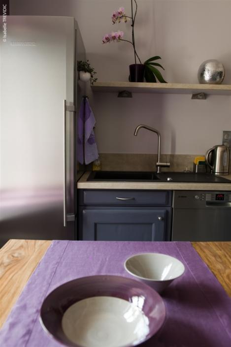 Cuisine à Bué par Virginie Vaudenay décoratrice ufdi Couleur de vie Bué en Sancerre dans le Cher (18)