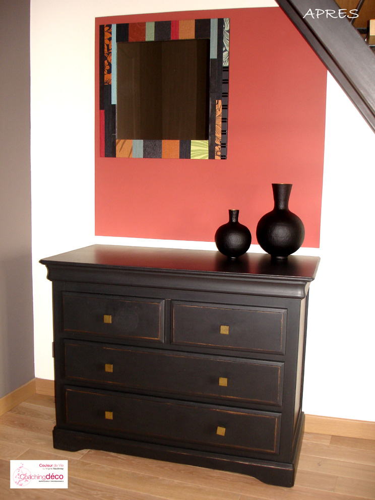 relooking de meuble coaching d coration. Black Bedroom Furniture Sets. Home Design Ideas