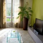 Salon Salle à manger crème/vert APRES Crézancy en Sancerre 18