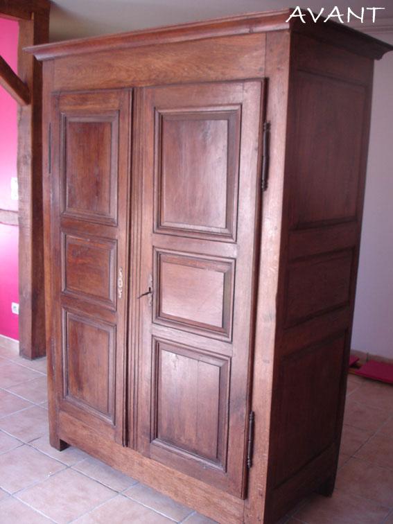 Relooking armoire Saint-Satur 18