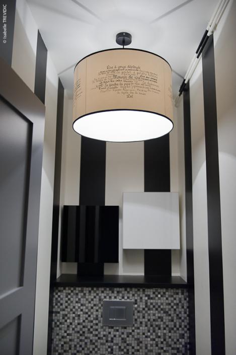 Salle d'eau à Bué par Virginie Vaudenay décoratrice ufdi Couleur de vie Bué en Sancerre dans le Cher (18)