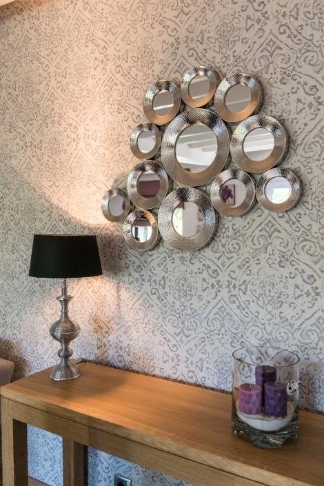 Salon à Bué par Virginie Vaudenay décoratrice ufdi Couleur de vie Bué en Sancerre dans le Cher (18)