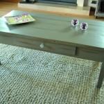 Relooking table basse AVANT/APRES Bué