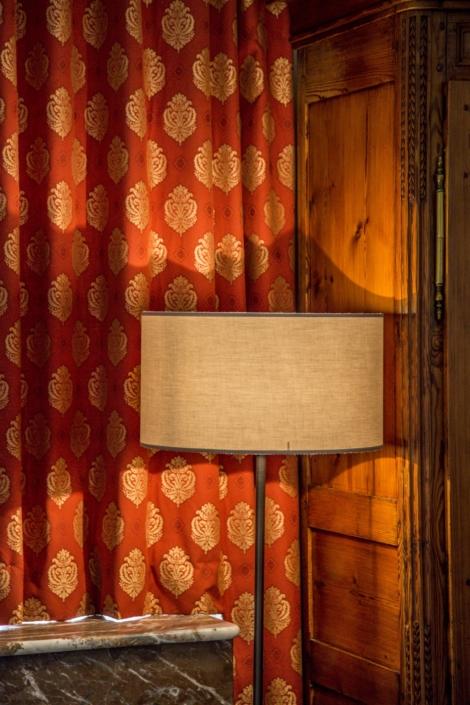 Chambre d'hôtes château Preuil par virginie vaudenay décoratrice ufdi couleur de vie Bué en sancerre dans le cher (18)