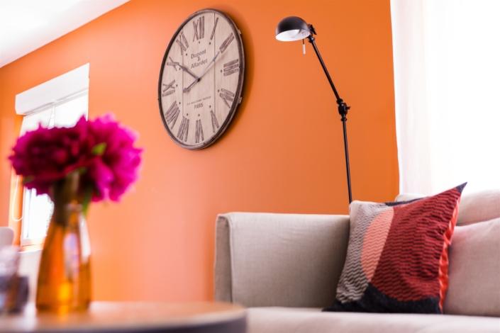 salon rénovation maison Saint Loup des Chaumes par virginie vaudenay décoratrice ufdi couleur de vie Bué en sancerre dans le cher (18)