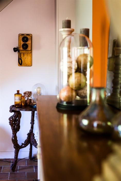 salle à manger rénovation maison Saint Loup des Chaumes par virginie vaudenay décoratrice ufdi couleur de vie Bué en sancerre dans le cher (18)