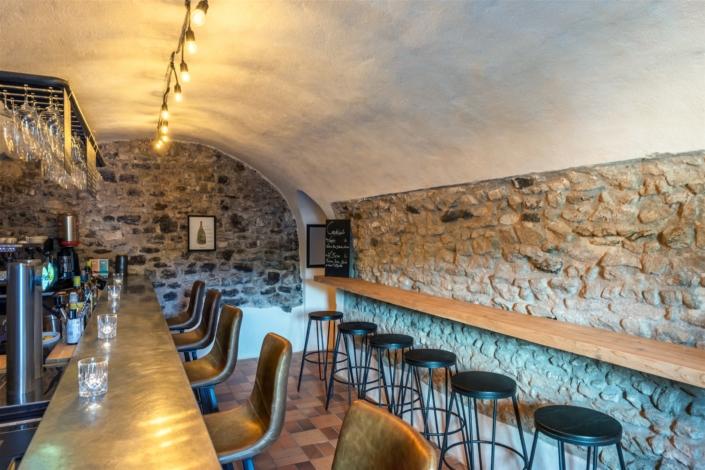 Restaurant Momento à Bué en Sancerre par Virginie Vaudenay décoratrice UFDI Couleur de vie Bué en Sancerre dans le Cher (18)
